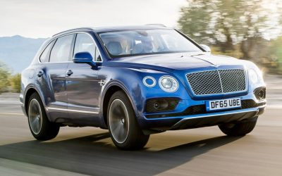 Bentley puts consumers in the driver seat with Bentayga promotion